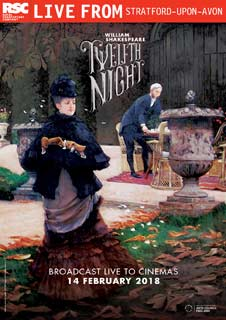 RSC Live: Twelfth Night (Live) (FLS)