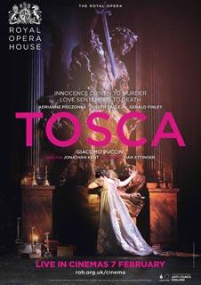 Royal Opera: Tosca (Live) (FLS)