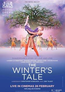 Royal Ballet: The Winter's Tale (Live) (FLS)