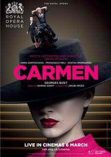 Royal Opera: Carmen (Live) (FLS)