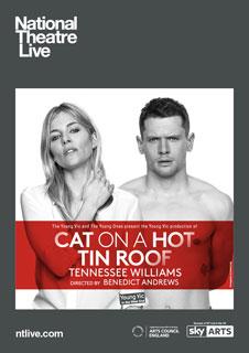 NT Live: Cat on a Hot Tin Roof (Captured Live) (FLS)