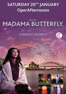 MADAMA BUTTERFLY from Sydney Harbour (OperAfternoons Season) (FLS)