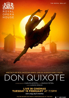 Royal Ballet: Don Quixote (Encore) (FLS)