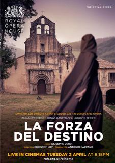 La Forza Del Destino (Royal Opera Live) (FLS)