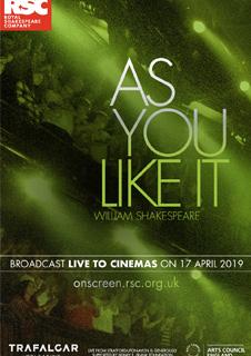 As You Like It (RSC Live 2019) (FLS)