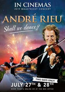 Andre Rieu 2019 Maastricht Concert: Shall We Dance? (FLS)
