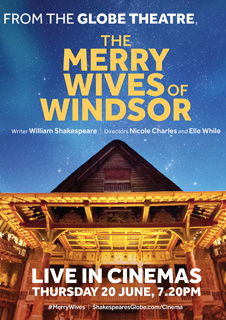 The Merry Wives of Windsor: Live from Shakespeare's Globe (FLS)