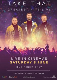 Take That Greatest Hits Tour 2019 (FLS)