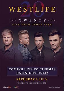 Westlife: The Twenty Tour Live From Croke Park (FLS)